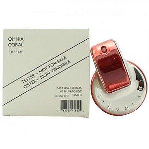 Tester Omnia Coral Eau de Toilette BVLGARI - Perfume Feminino