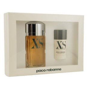 Kit XS Eau de Toilette Paco Rabanne - Perfume Masculino 100 ML + Desodorante Spray 150 ML