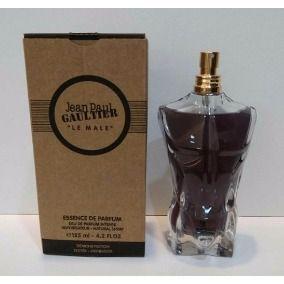 Téster Le Male Essence Eau de Parfum Jean Paul Gaultier - Perfume Masculino 125 ML