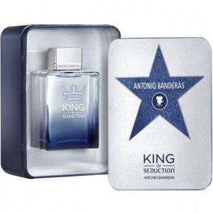 King Of Seduction Eau de Toilette Perfume Masculino 200ML
