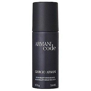 Desodorante Armani Code Giorgio Armani - Desodorante Masculino 150ml