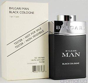 Tester Bvlgari Man Black Cologne - Perfume Masculino