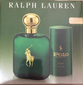 Kit Polo Ralph Lauren Eau De Toilette 118ML + Deodorante 60G