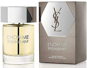 L'homme Eau De Toilette Yves Saint Laurent - Perfume Masculino