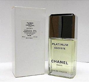 Testér PLATINUM EGOISTE Eau de Toilette Chanel - Perfume Masculino 100ML