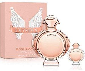 Kit Olympéa Eau de Parfum Paco Rabanne - 80ML + Miniatura 6ML