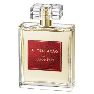 Deo Cologne A Tentação Juliana Paes- Perfume Feminino 100ML