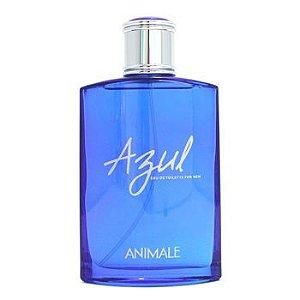 Animale Azul Animale Eau de Toilette - Perfume Masculino