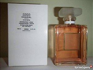 Tester (Perfume Original com Tampa) Coco Mademoiselle Eau de Parfum Chanel - Perfume Feminino- 100Ml