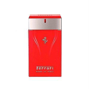 Ferrari Man In Red Eau de Toilette Masculino