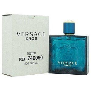Téster Versace Eros Masculino Eau de Toilette 100 ML