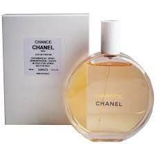 Téster Chance Eau de Toilette Feminino Chanel 100 ML