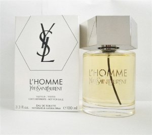 Téster L'Homme Eau de Toilette Yves Saint Laurent 100 ML