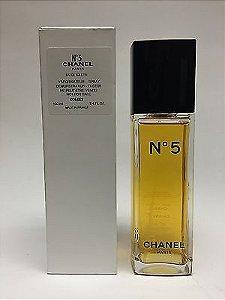 Téster N° 5 Eau de Toilette Feminino Chanel 100 ML