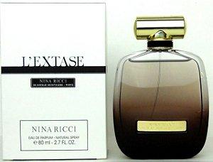 Tester L'Extase Feminino Eau de Parfum Nina Ricci 80 ML