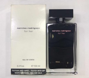 Téster Narciso Rodriguez For Her Eau de Toilette Feminino 100 ML