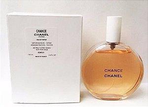 Tester Chance Eau de Parfum Chanel - Perfume Feminino 100ml.