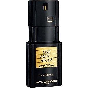 One Man Show Gold Eau de Toilette Jacques Bogart - Perfume Masculino