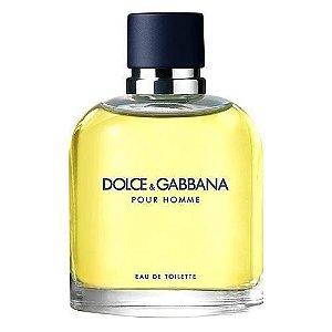 Dolce & Gabbana Pour Homme Eau de Toilette Dolce & Gabbana - Perfume Masculino