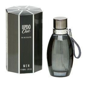 Updo Chic Eau de Toilette Men Linn Young - Perfume Masculino 100 ML