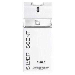 Silver Scent Pure Eau de Toilette Jacques Borgart - Perfume Masculino