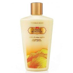 Loção Hidratante Amber Romance Victoria's Secret 250ml