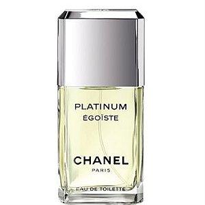 PLATINUM EGOISTE Eau de Toilette Chanel - Perfume Masculino