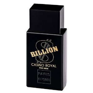 Billion Casino Royal Eau de Toilette Paris Elysees - Perfume Masculino 100ml