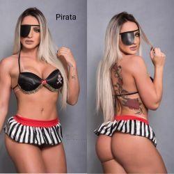 Fantasia Pirata com Bojo