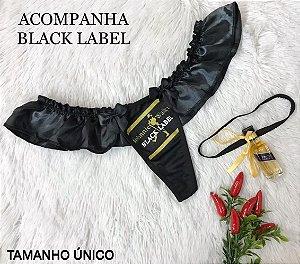 Calcinha Black Label