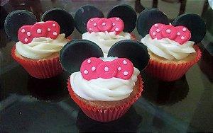Monte o seu Mini Cupcake