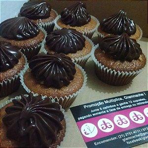Mini cupcake Pão de mel
