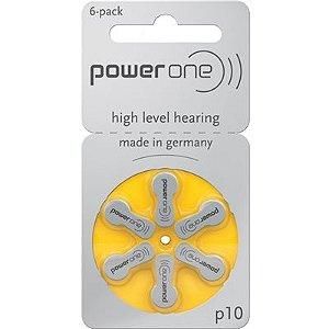 Pilhas  Power One 10