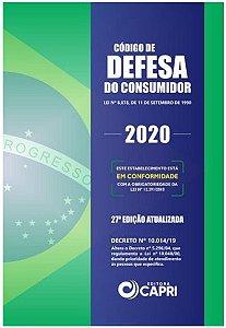 Manual do Código de Defesa do Consumidor Atualizado 2020