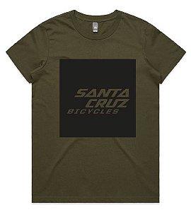 Camiseta Squared Feminina SCB