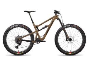 Hightower LT C Kit S (Sram GX Eagle) com rodas de carbono Reserve