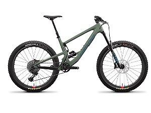 Bronson C Kit S (Sram Eagle) com rodas de carbono Reserve