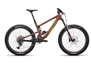 Bronson CC Kit X01 (Sram X01 Eagle) com Rodas de Carbono RESERVE