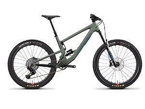 Bronson CC Kit XX1 (Sram XX1 AXS Eagle) com Rodas de Carbono RESERVE