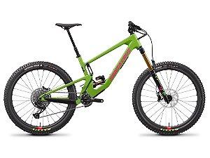 Nomad CC Kit X01 (Sram X01 Eagle) com Rodas de Carbono Reserve