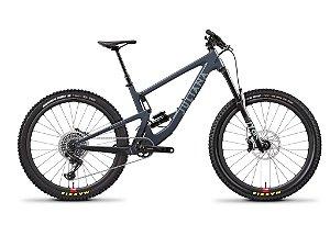 Roubion CC Kit X01 (Sram X01 Eagle) com Rodas de Carbono Reserve
