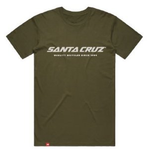 Camiseta Santa Cruz Warden