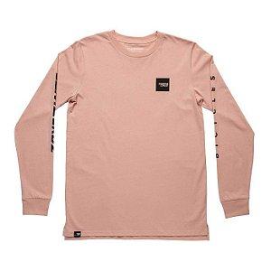 Camiseta Square Tee Manga Longa
