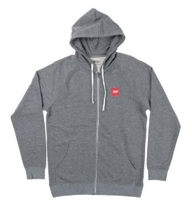 Moleton Santa Cruz Patch Zip Hoody