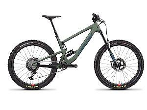 Bronson CC Kit XTR (Shimano) com Rodas de Carbono RESERVE