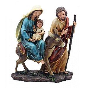 Nossa Senhora do Desterro com Menino 30 CM
