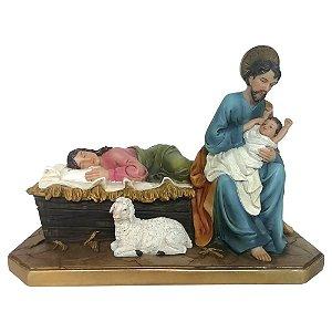 Maria Dormindo Deixamos A Mãe Descansar 30 CM