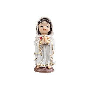 Nossa Senhora da Rosa Mística 13 CM - Infantil