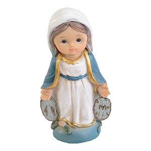 Nossa Senhora das Graças 10 cm - Infantil