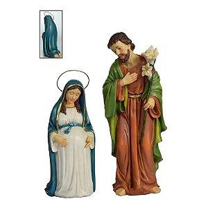 Jogo Sagrada Família 12 Cm